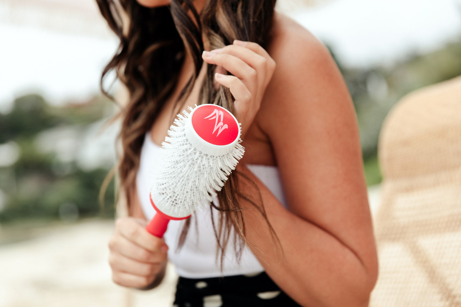 Fuzz Fighters Hair Brushes